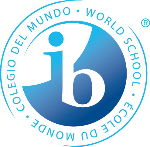 ib world school logo 2 colour